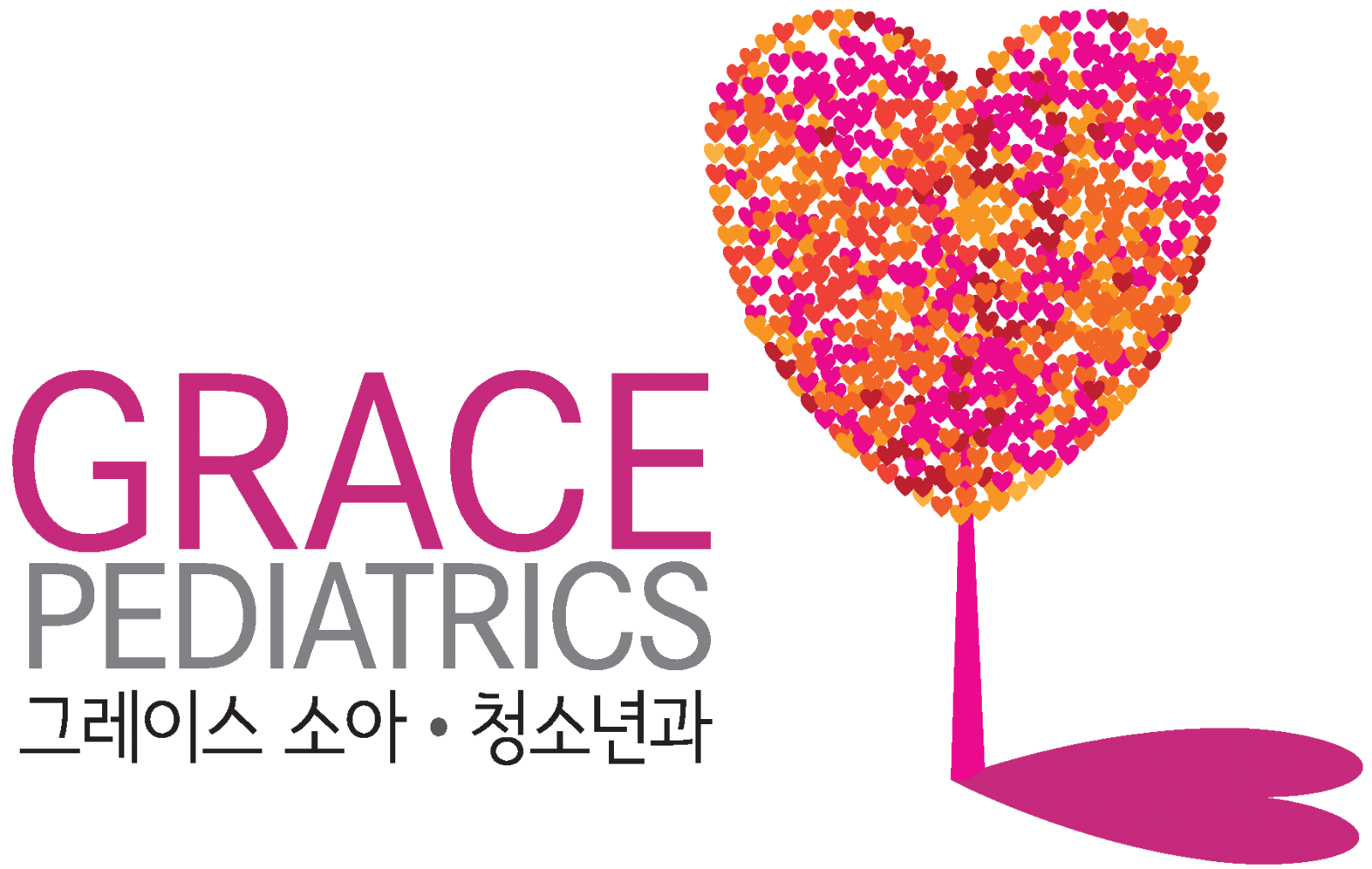 GRACE PEDIATRICS Logo